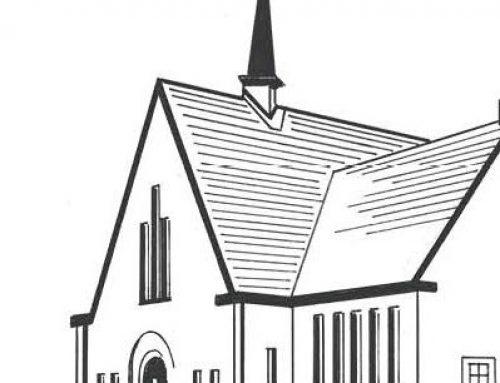 Wijkindeling kerkdiensten
